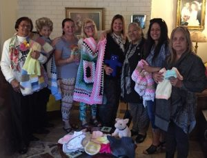 Starlights Creative Club helping babies