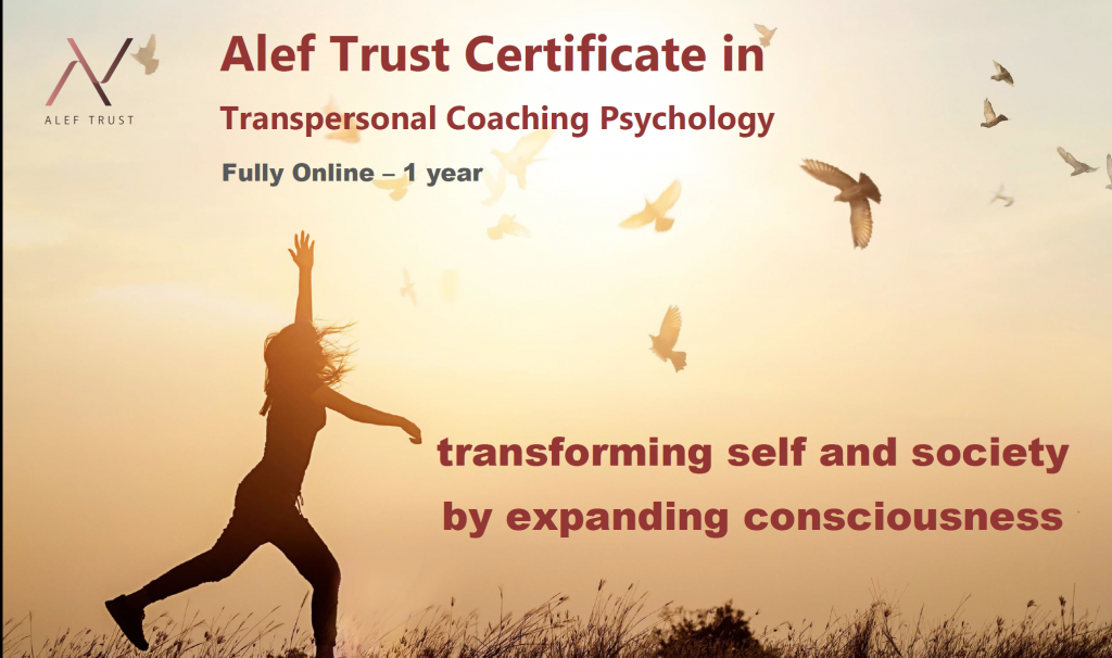 Transpersonal Coaching Psychology Certificate Programme online